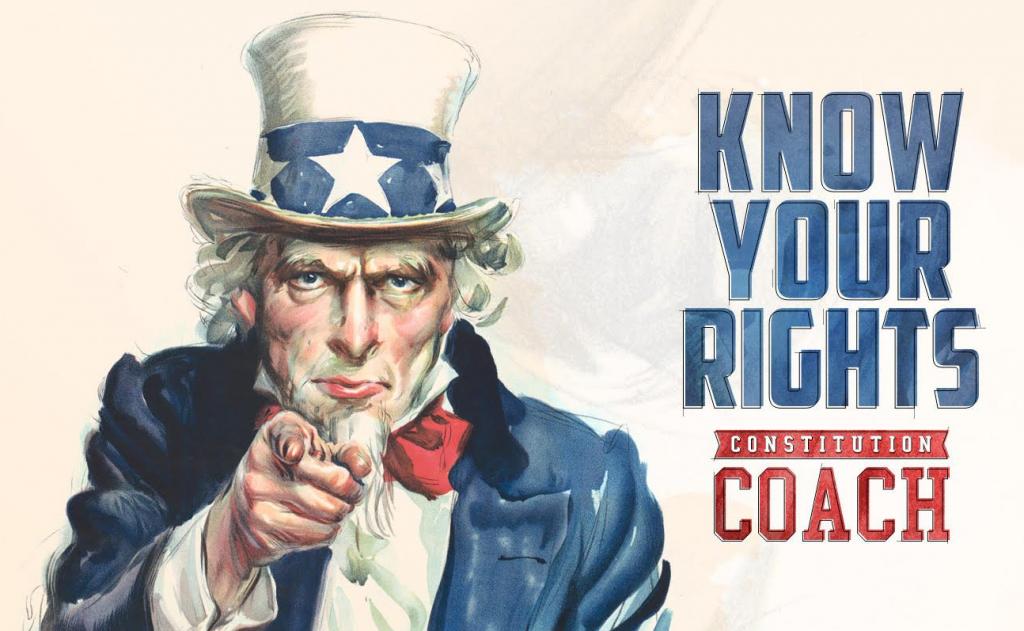 Constitution Coach website